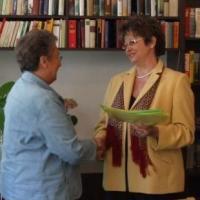 Schulung ehrenamtlicher Seniorenbegleiter - Abschluss und Zertifikatsübergabe